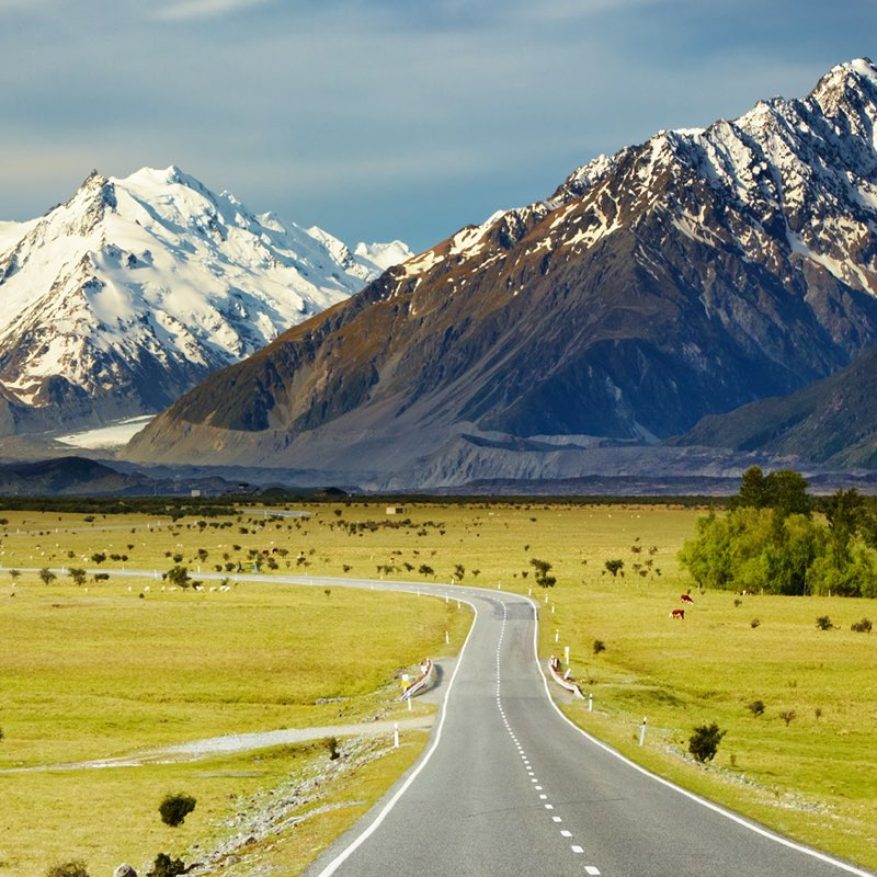 Self-Drive Tours NZ