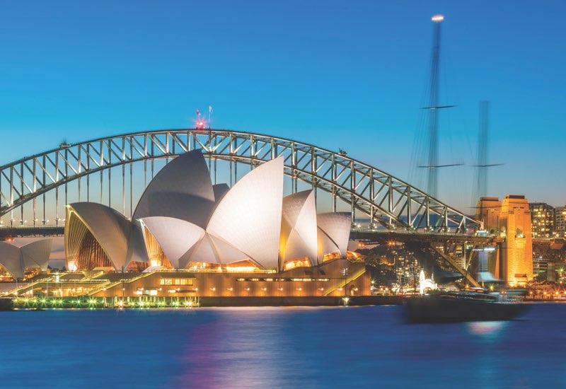 15 Day Sydney, Rocks & Reef Tour of Australia